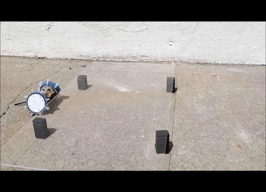 Puffer robot nasa