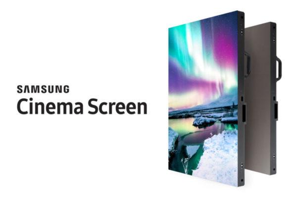 Samsung CinemaCon LED Launch Main 1 600x400