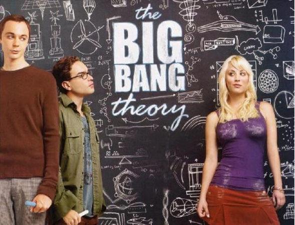 The Big Bang Theory 589x450
