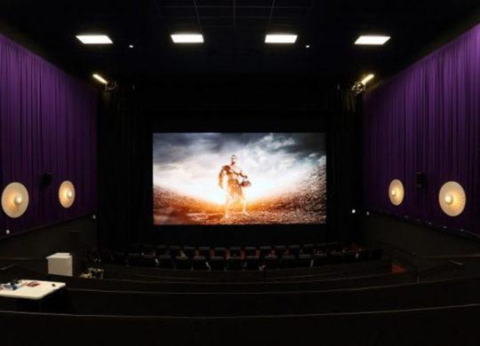 cinema screen samsung