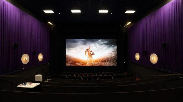 Cinema Screen Samsung 600x334