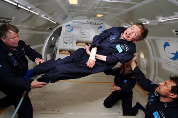 Hawking Zero Gravity 600x400