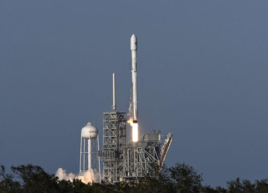 spaceX facon recycle