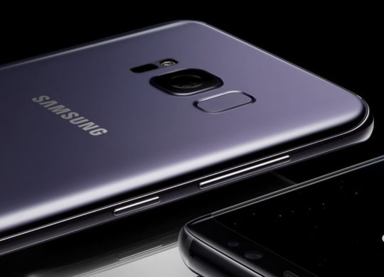 Galaxy S8 1