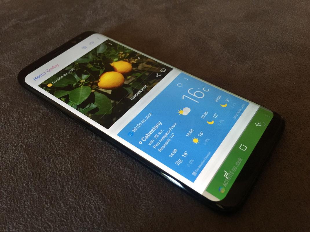 Galaxy S8 Photo 2