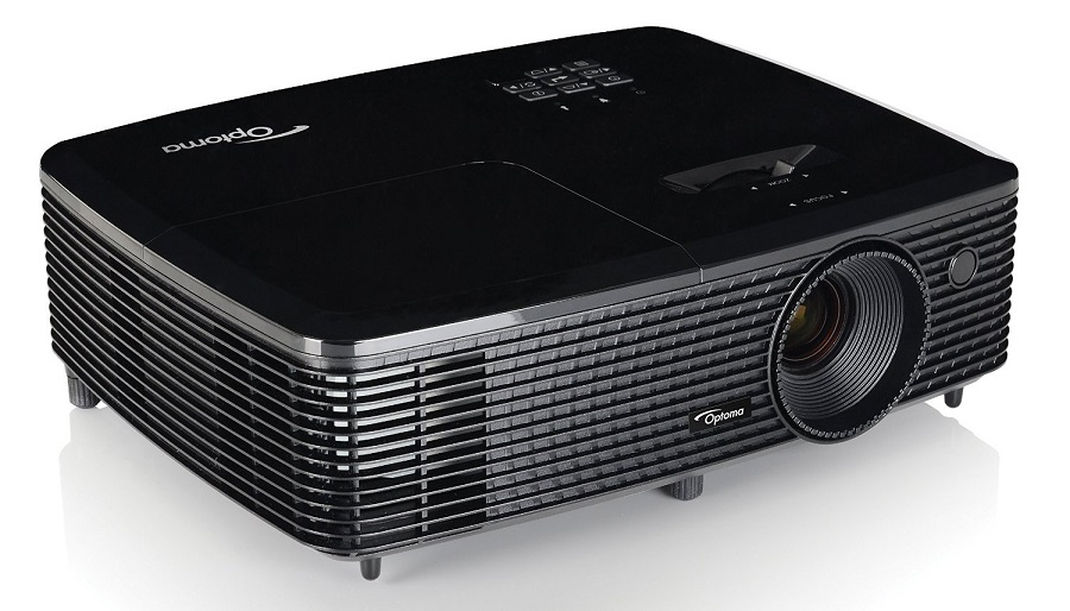 Optoma HD142X Projector Design