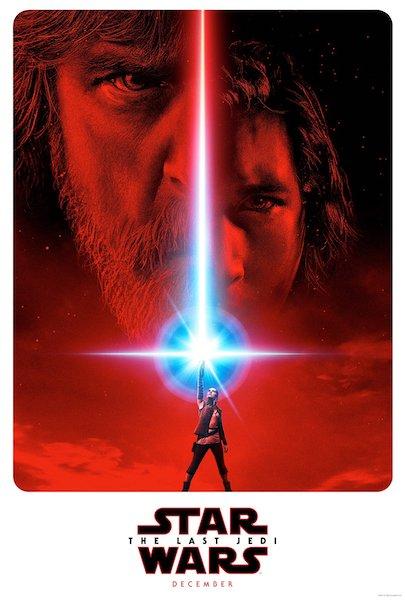 Star Wars Le Dernier Jedi Affiche