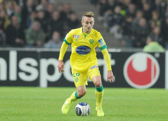 FOOTBALL : Nantes vs Laval – Coupe de la Ligue – 28/10/2014