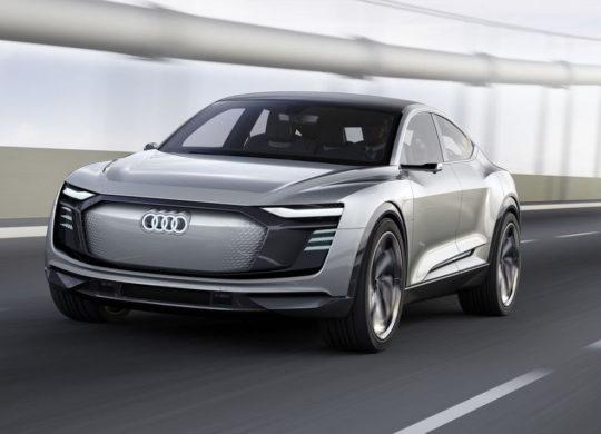 audi concept car 1