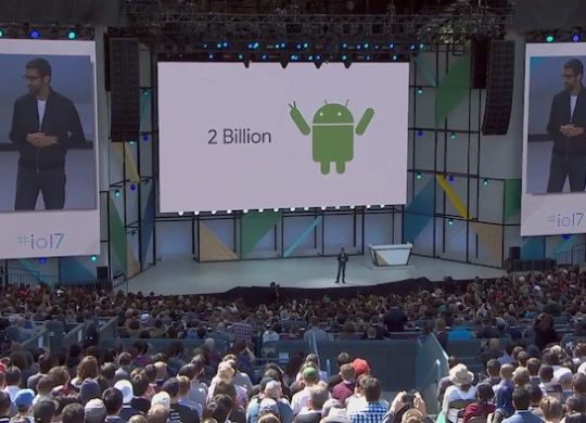 Android 2 Milliards Utilisateurs