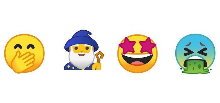 Android O Nouveaux Emojis