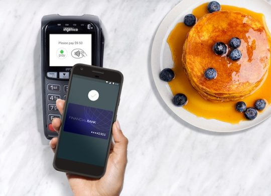 Android Pay Canada
