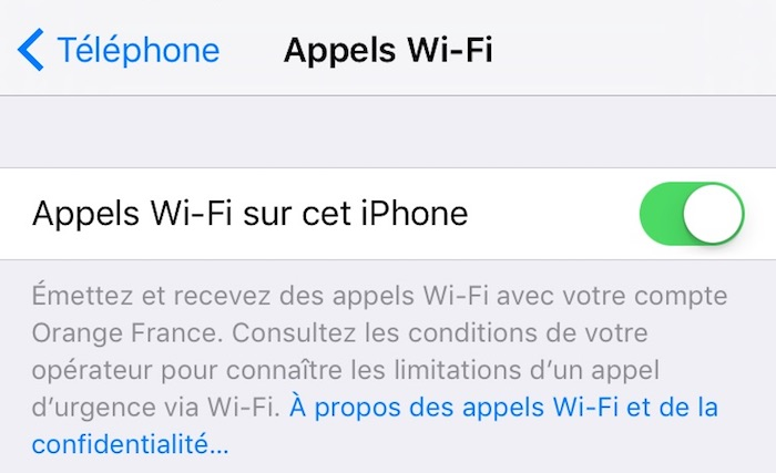 Apple WiFi IPhone