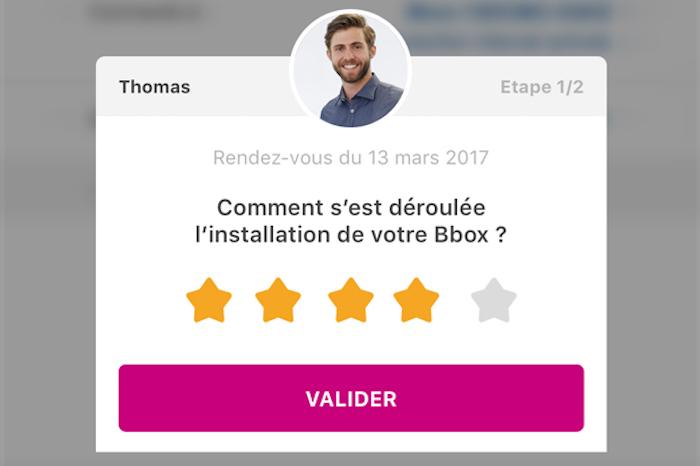 Bouygues Telecom Noter Technicien