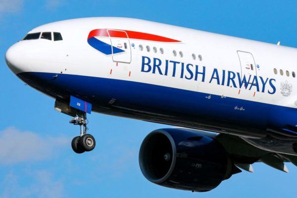 BritishAirways Boeing777 AlamyF1KW8J Resultat 600x400