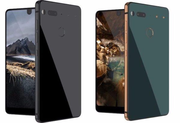 Essential PH 1 Smartphone 600x410
