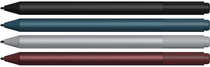 Fuite Surface Pen Surface Pro 2017