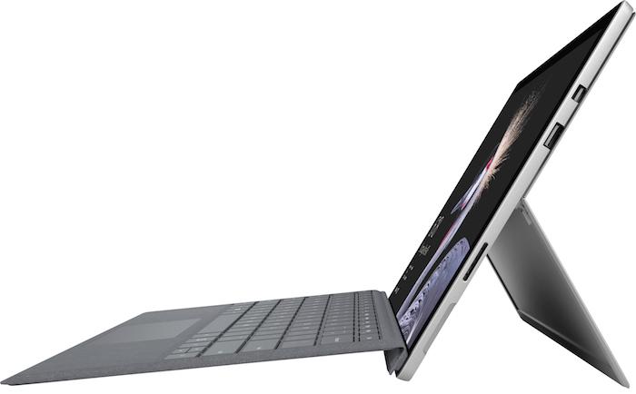 Fuite Surface Pro 2017 Profil