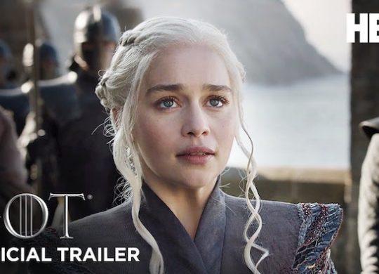 Game of Thrones Saison 7 Daenerys Targaryen