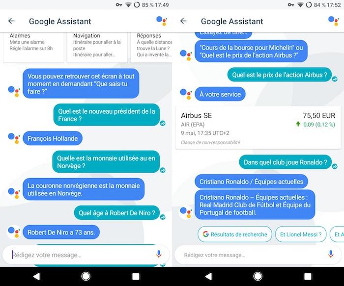 Google Assistant Francais Allo
