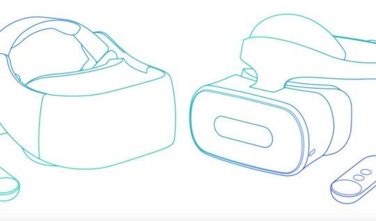 Google HTC Lenovo Casques Realite Virtuelle