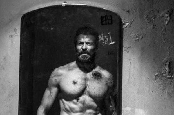 Hugh Jackman Wolverine Logan 600x398