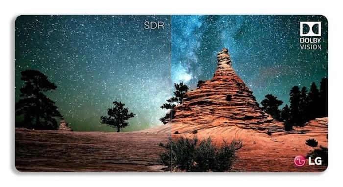 LG G6 HDR