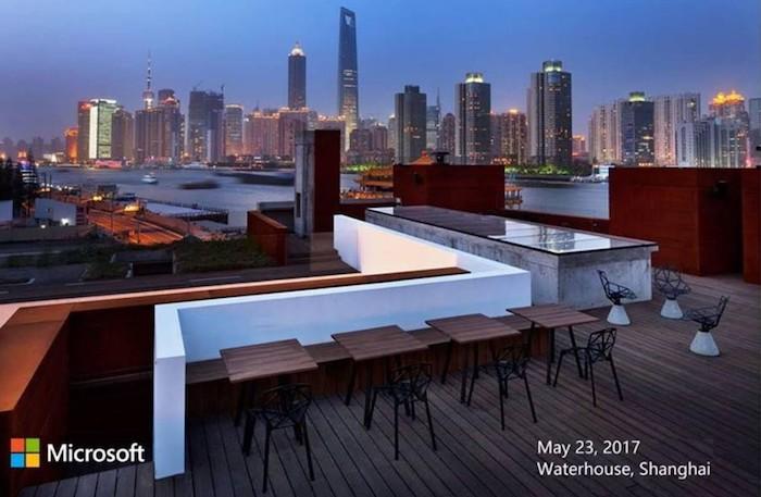 Microsoft Conference 23 Mai 2017