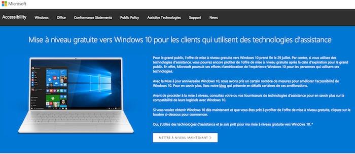 Mise A Niveau Windows 10 Gratuite Technologies Assistance