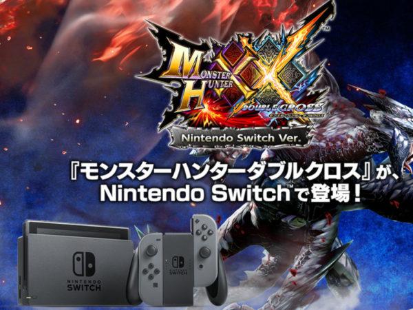 Monster Hunter XX Switch 600x450
