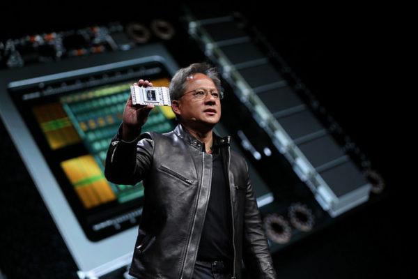 Nvidia Volta 600x400