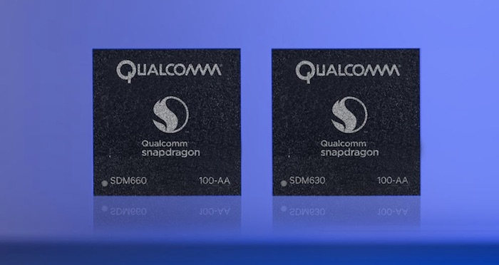 Qualcomm Snapdragon 630 660