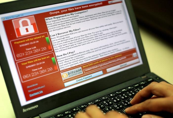 Ransomware WannaCry