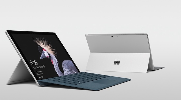 Surface Pro 2017 Officiel