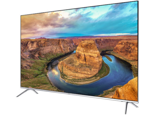 TV Samsung 4K
