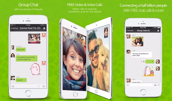 WeChat Application IPhone