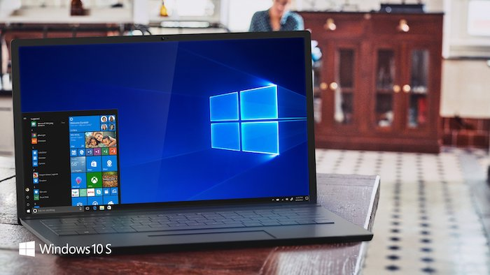 Windows 10 S Officiel