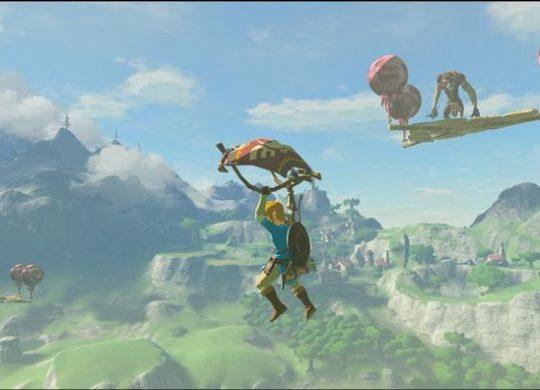 Zelda Breath of the Wild Vol