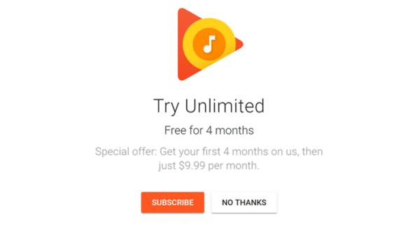Nexus2cee 4 Free Months Google Play Music Hero Thumb Resultat 600x324