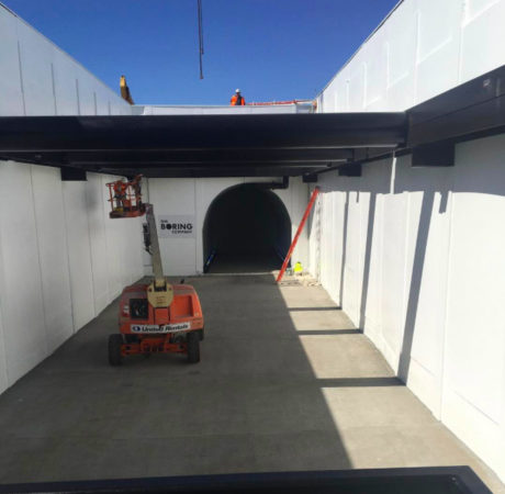 Tunnel Elon Musk 460x450