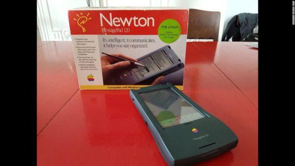 APPLE NEWTON 600x338