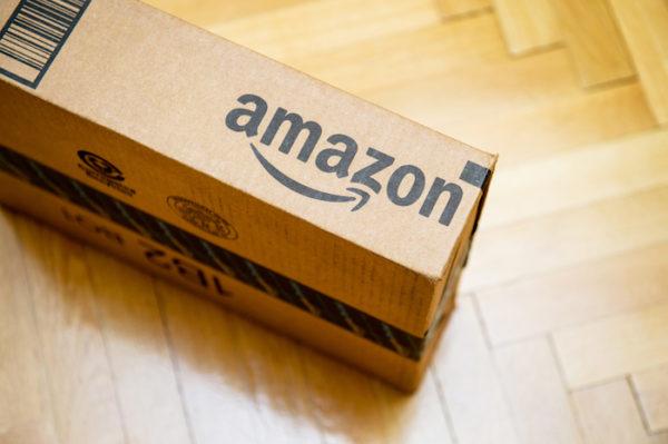 Amazon Logo Carton 600x399