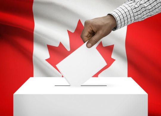 CANADA ELECTIONS