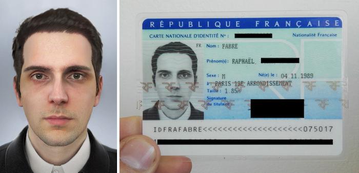 obtenir une carte d identité Un Français a réussi à obtenir une carte d'identité avec une photo