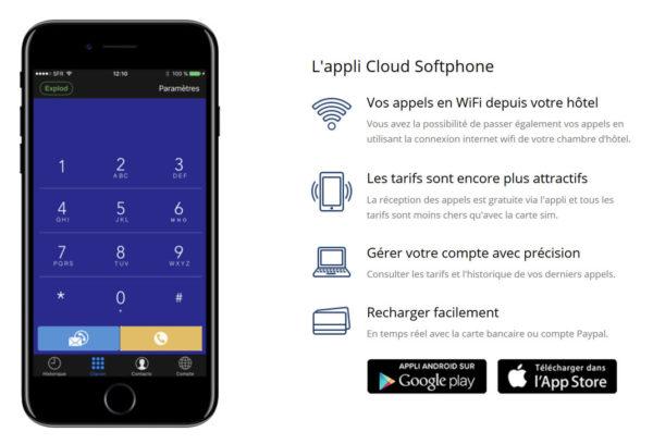 Cloud SoftPhone 600x408