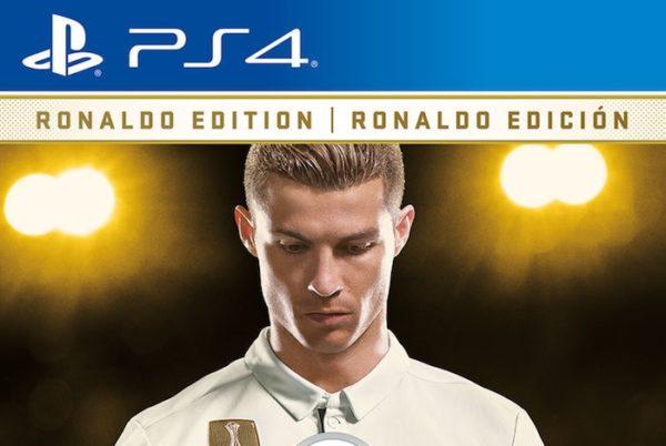 FIFA 18 Jaquette Ronaldo Recadre 600x402
