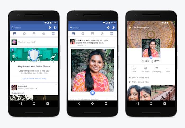Facebook Securite Photo De Profil