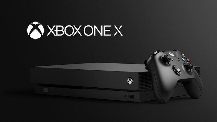 Officiel Xbox One X Et Manette