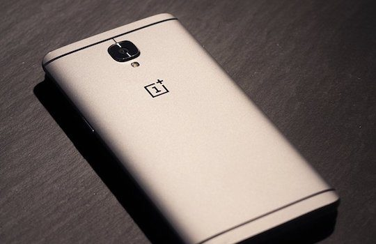 Ombre OnePlus 5 3T