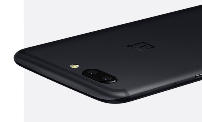 OnePlus 5 Double Capteur Photo Arriere Officiel